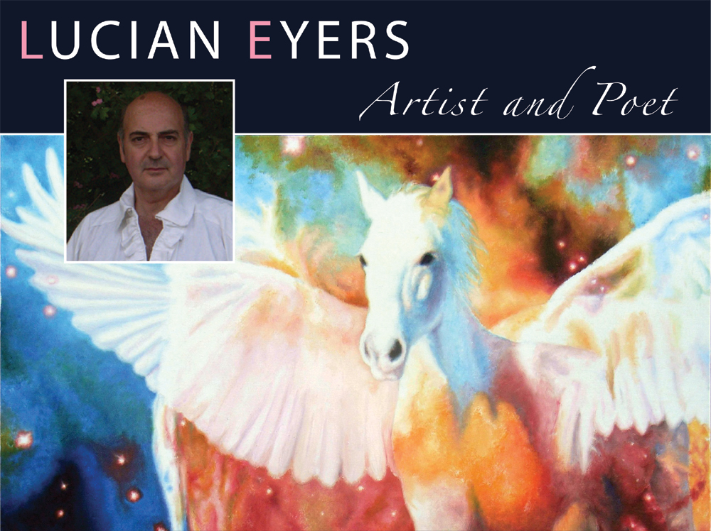 Lucian Eyers artist and poet